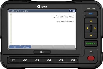 جی اسکن-پژو 206- جایگزینی