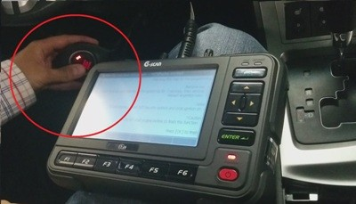 جی اسکن - Mazda 3 new - تعریف سوئیچ