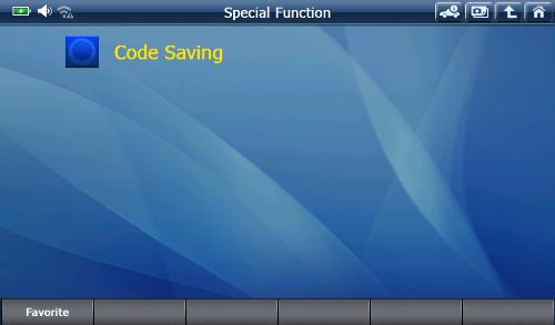 transmitter code saving s.f
